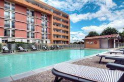 residence metropole 6 244x163 - Toulouse - Réf. : 346
