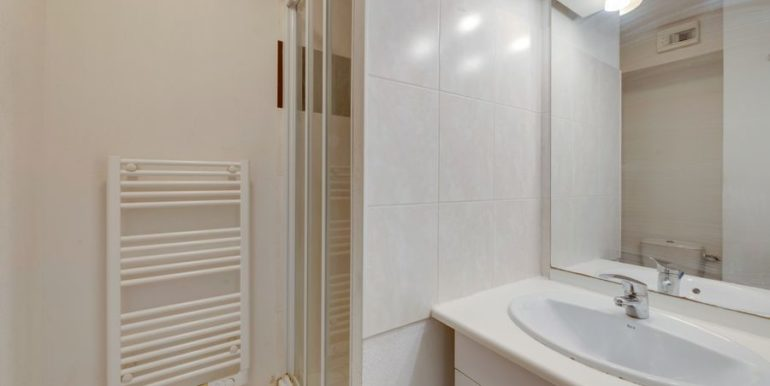 Résidence Lyon Bancel Salle de bain