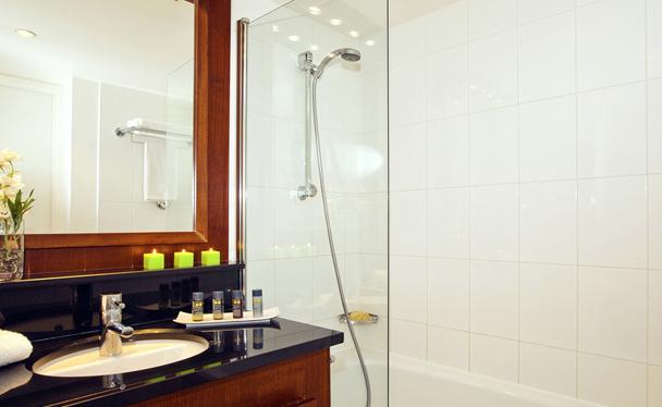 Résidence Massy salle de bain