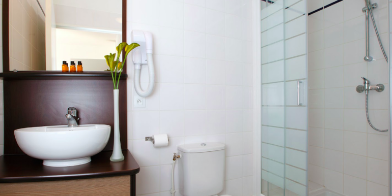 Résidence brest salle de bain
