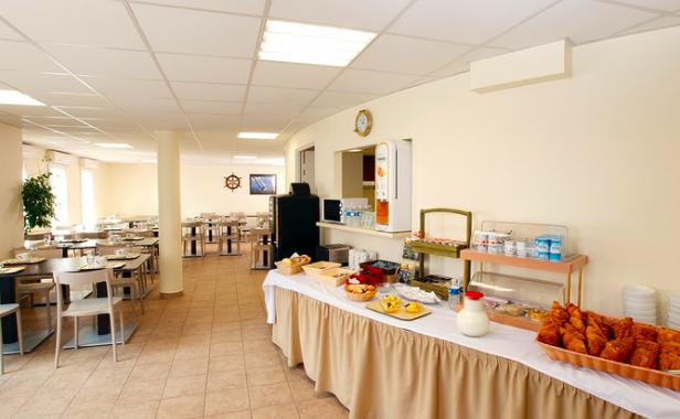 résidence cergy restaurant