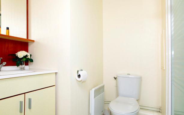 résidence cergy salle de bain