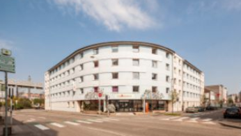 Strasbourg City Résidence - Extérieur