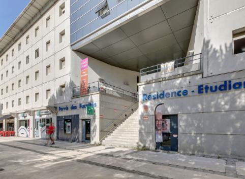 Résidence Montpellier extérieur