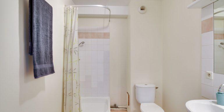 St Mandeen Salle de bain